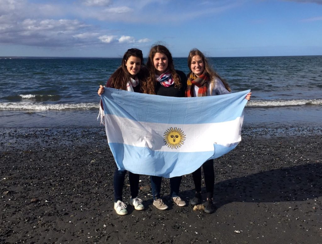 Aspect Foundation review testimonial Argentina study abroad high school exchange